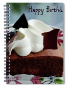 Happy Birthday To You Spiral Notebook
