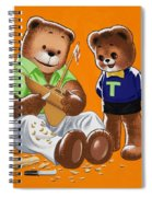 Happy Fathers Day Spiral Notebook