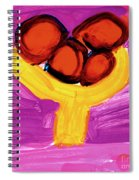 Happy Fruit Spiral Notebook