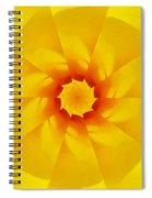 Happy Spiral Notebook