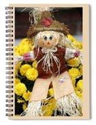 Happy Thanksgiving Spiral Notebook