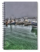 Harbor Dawn Spiral Notebook