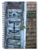Harbor Sign Spiral Notebook