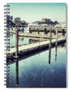 Harbor Time Spiral Notebook