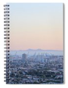 Harbor View II Spiral Notebook