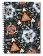 Harley Art 1 Spiral Notebook