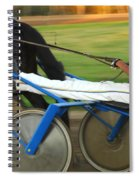 Harness Racing 12 Spiral Notebook