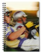 Harness Racing 13 Spiral Notebook