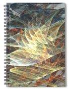 Harpies Spiral Notebook