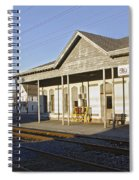 Harrington Yard Office Spiral Notebook