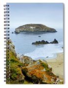 Harris Beach Spiral Notebook