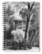 Hartford: Armsear Mansion Spiral Notebook