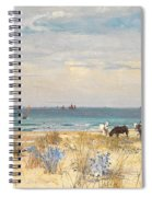 Harvesting The Land And The Sea Spiral Notebook