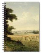 Harvesting Spiral Notebook