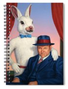 Harvey And Randall Spiral Notebook