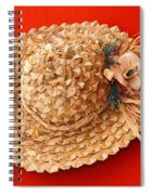 Hat Spiral Notebook