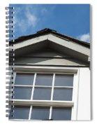 Haunted Attic Spiral Notebook