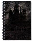 Haunted Spiral Notebook