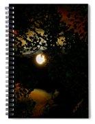 Haunting Moon IIi Spiral Notebook