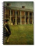 Haunting Spiral Notebook