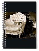 Have A Chair Spiral Notebook