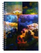 Have I Died And Gone Somewhere I Don't Believe In? Spiral Notebook