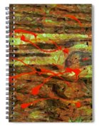 Have You Done The Paint Dance? Spiral Notebook
