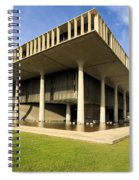 Hawaii Capitol Building Spiral Notebook