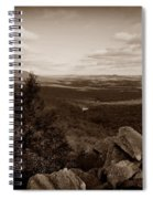 Hawk Mountain Sanctuary S Spiral Notebook