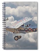 Hawker Demon Spiral Notebook