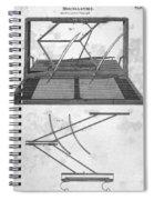 Hawkins Polygraph, 1803 Spiral Notebook
