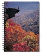 Hawks Beak Spiral Notebook
