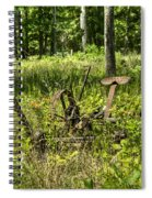 Hay Cutter 2 Spiral Notebook