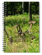 Hay Cutter 4 Spiral Notebook