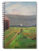 Hay Day Farm Spiral Notebook