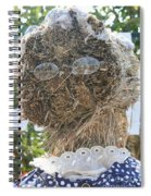 Hay Lady Spiral Notebook