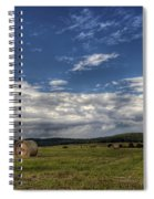 Haymaking Time Spiral Notebook