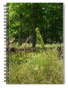 Hayrake 2 Spiral Notebook