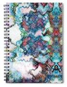 Hazed Dreams Spiral Notebook