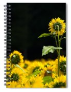 Head And Shoulders Above The Rest Spiral Notebook