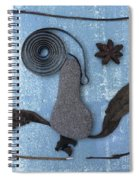 Head Spiral Notebook