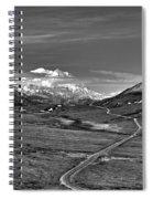 Headed To Mckinley Spiral Notebook