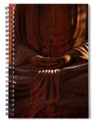 Healing Hand 2 Spiral Notebook
