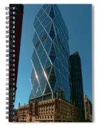 Hearst Building Spiral Notebook