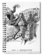 Hearst Cartoon Spiral Notebook