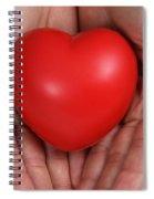 Heart Disease Prevention Spiral Notebook