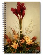 Heart Of Love Spiral Notebook