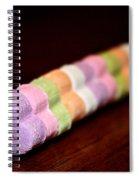 Heart Row Spiral Notebook