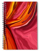 Heartache Spiral Notebook