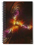 Heat Of Passion Spiral Notebook